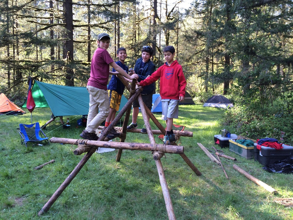gallery boy scout troop 110 portland oregon