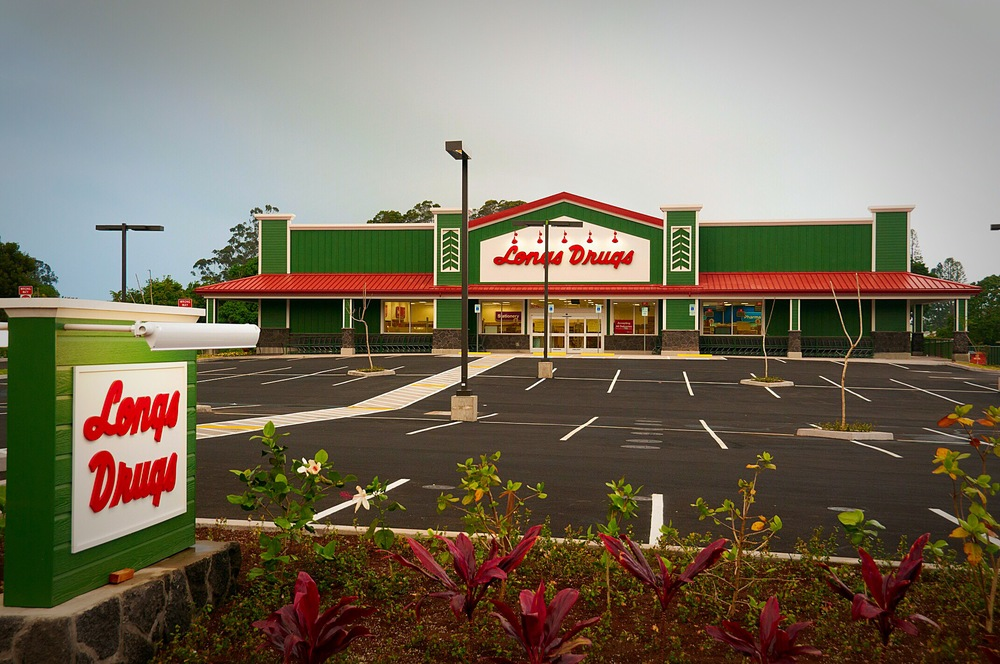 Longs Drugs, Waimea -