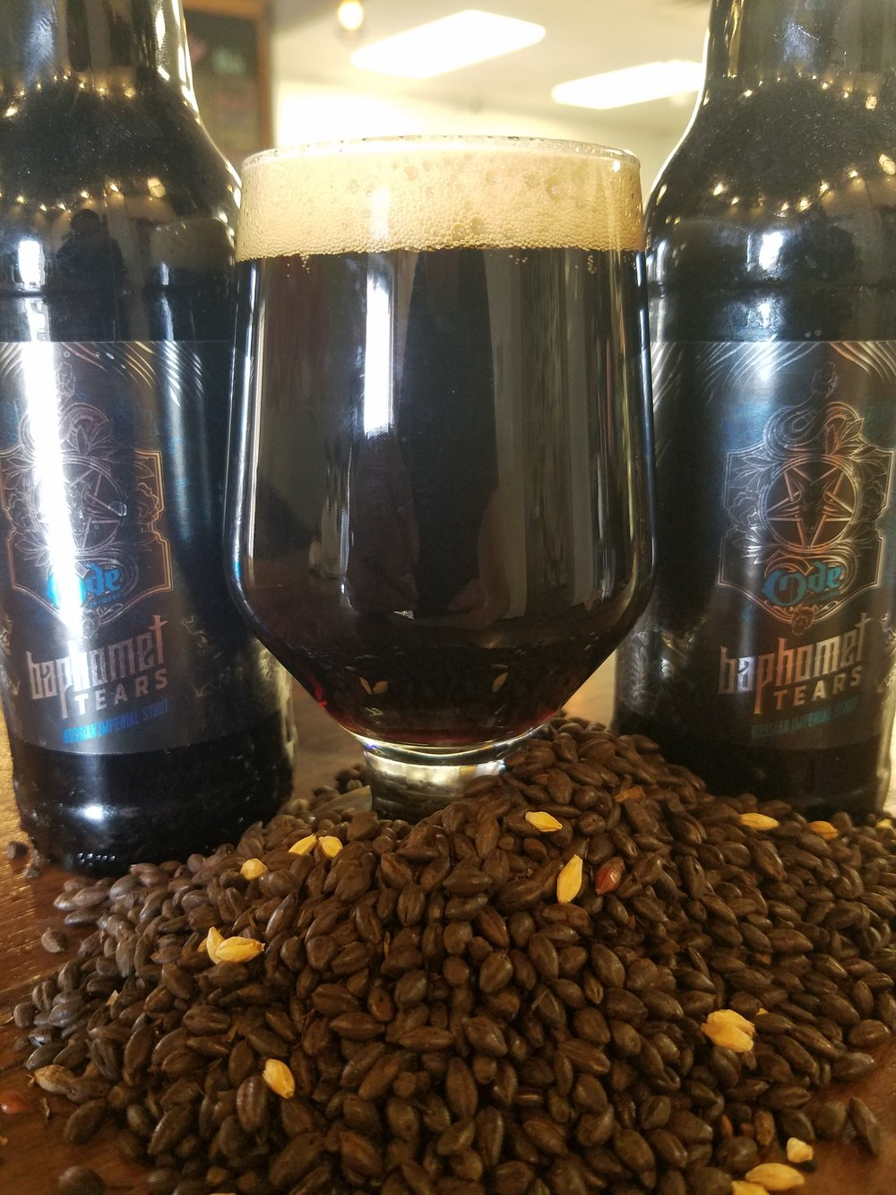 Baphomet Tears (Russian Imperial Stout)