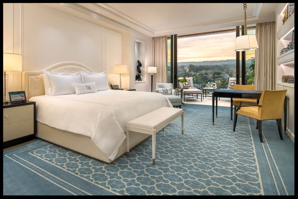 Waldorf Astoria Beverly Hills King Room