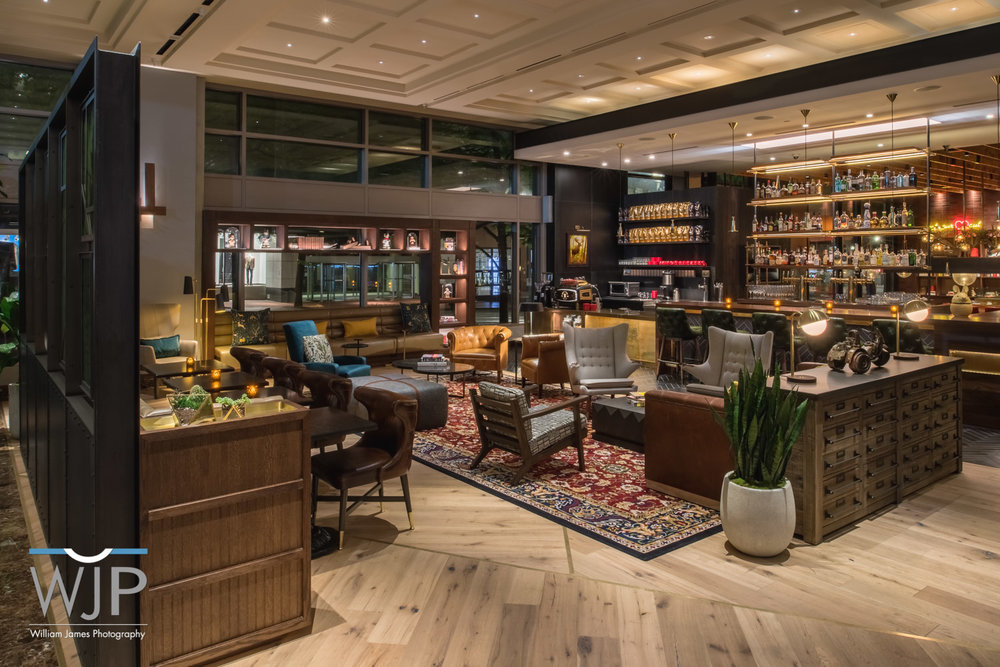 The Duniway Portland Lobby