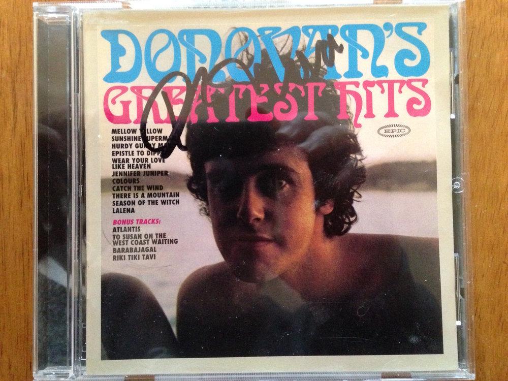 Donovan Greatest Hits.JPG