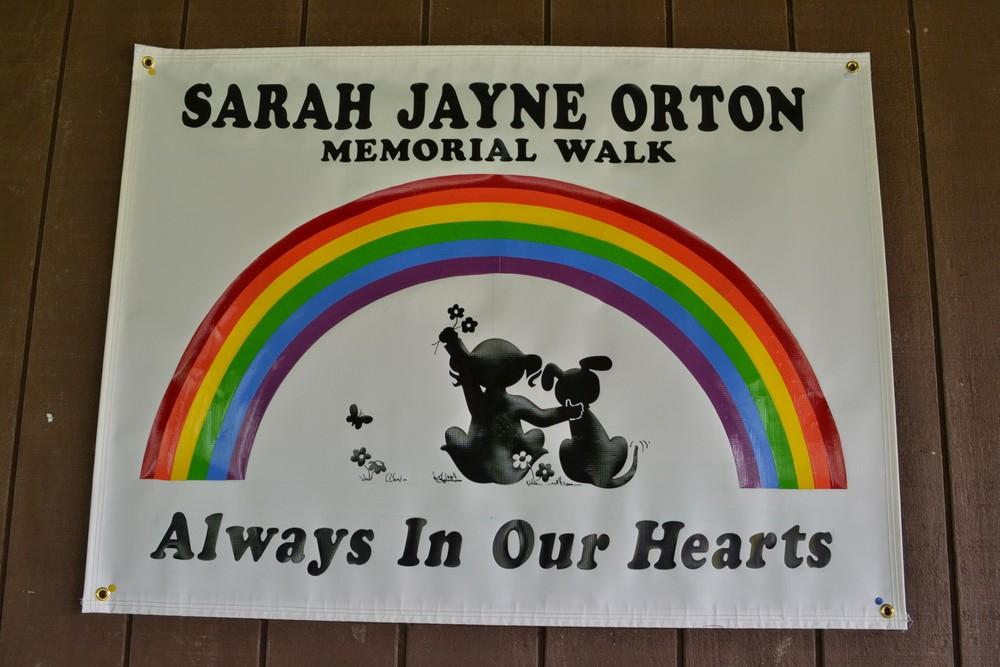 Sarah Jayne Orton Banner