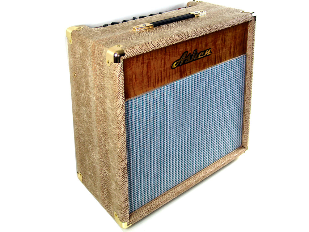 Bootlegger Blues 30 Guitar Tube Snake Fabric Combo - $699