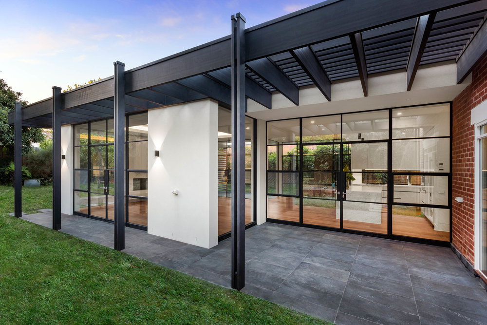 ... - Design: Ilario Cortese Architects Construction & PM: Matclair