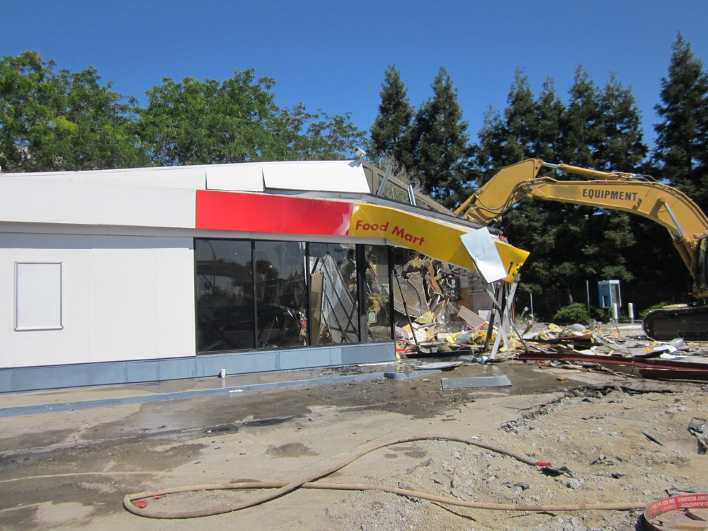 Complete Site Demolition / Removal