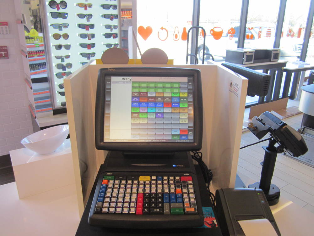 Point of Sale Equipment - Software Upgrades