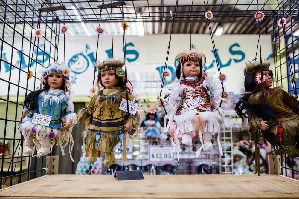 JR Indian Dolls