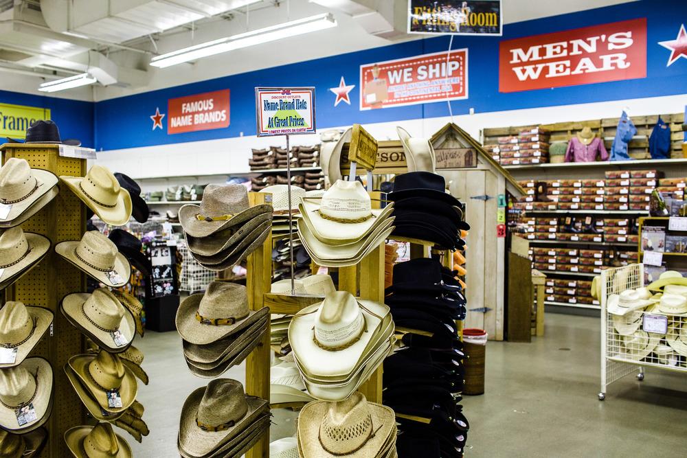 JR Cowboy Hats