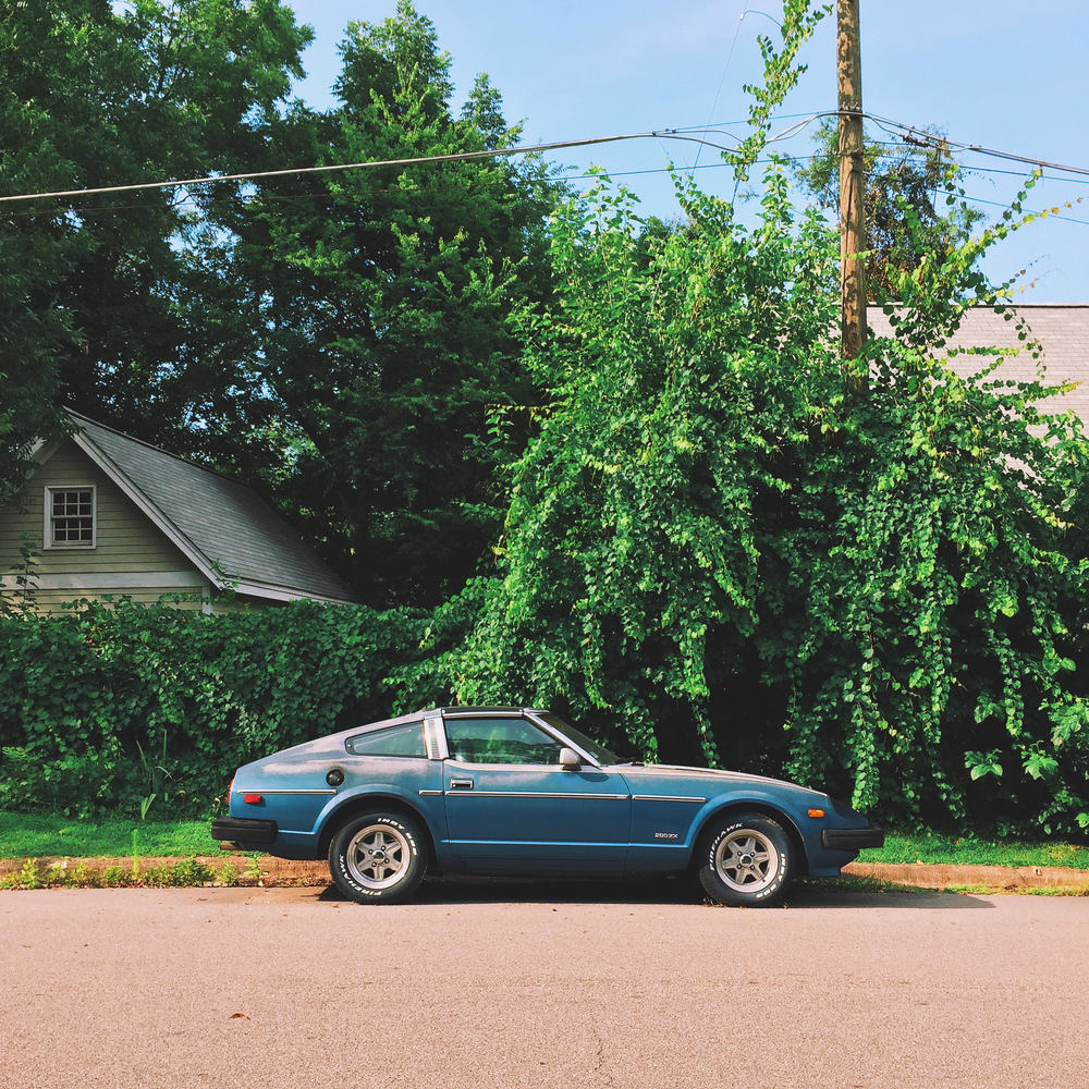 1980's Nissan 280zx