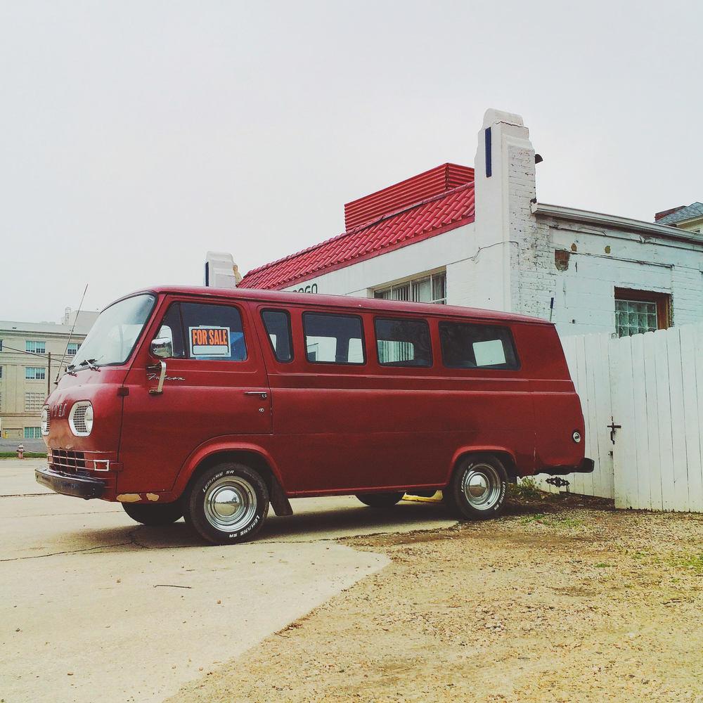 1960s Ford Ecoliner