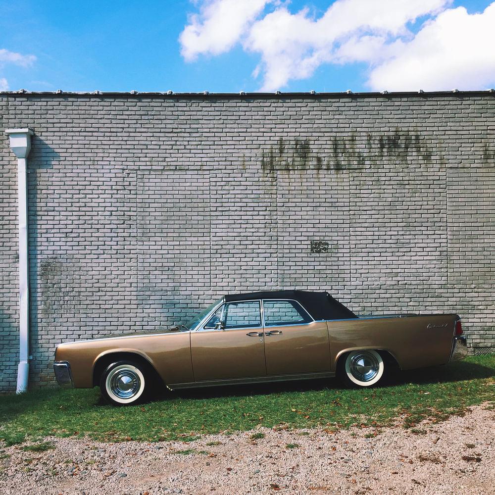 1960's Lincoln Continental