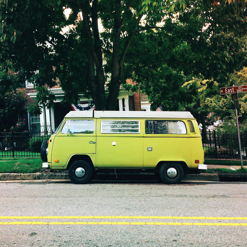 VW Vanagon Bus