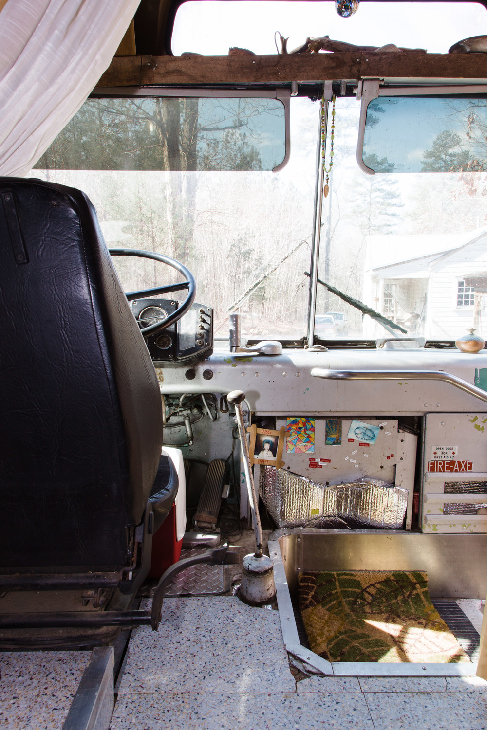 Bus Airbnb, Pittsboro North Carolina