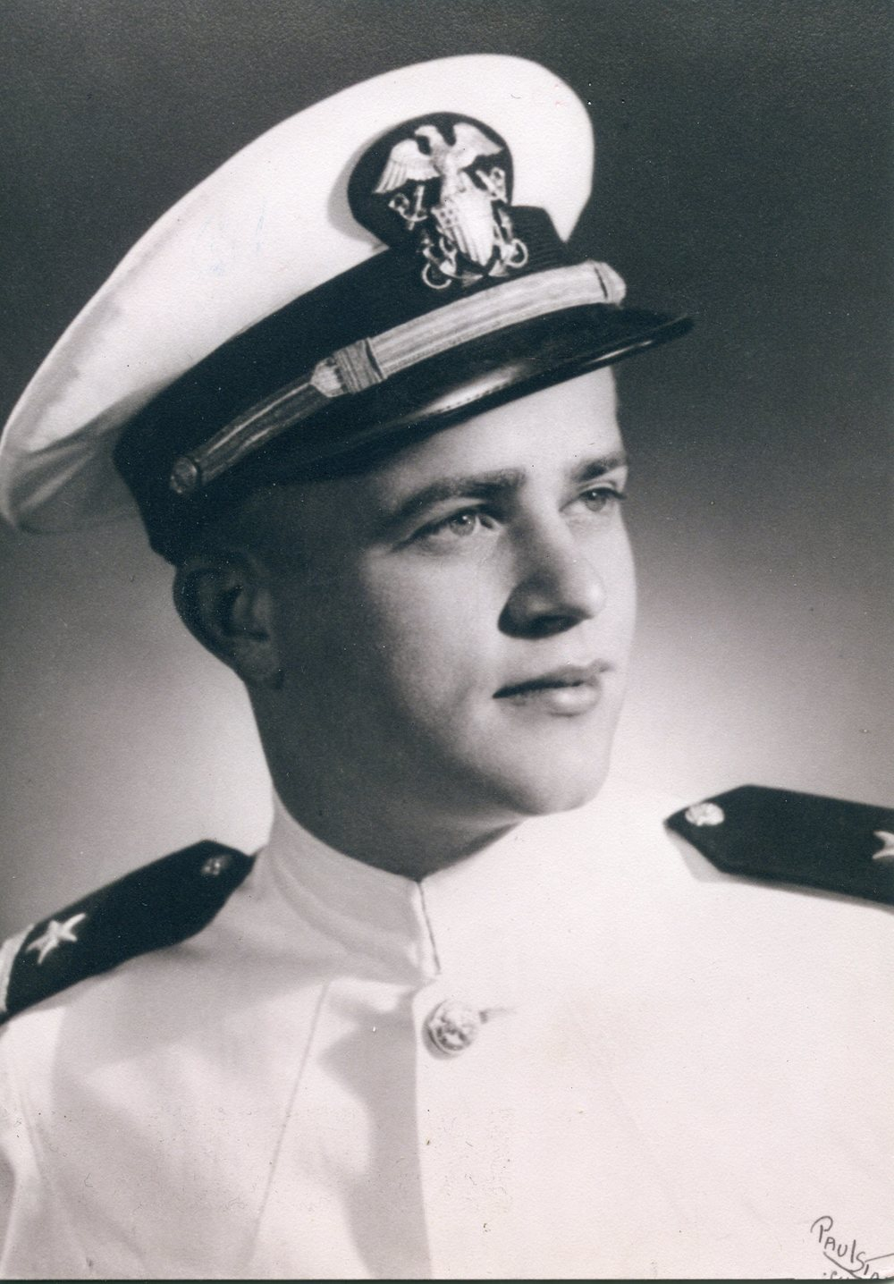 Robert's midshipmen portrait