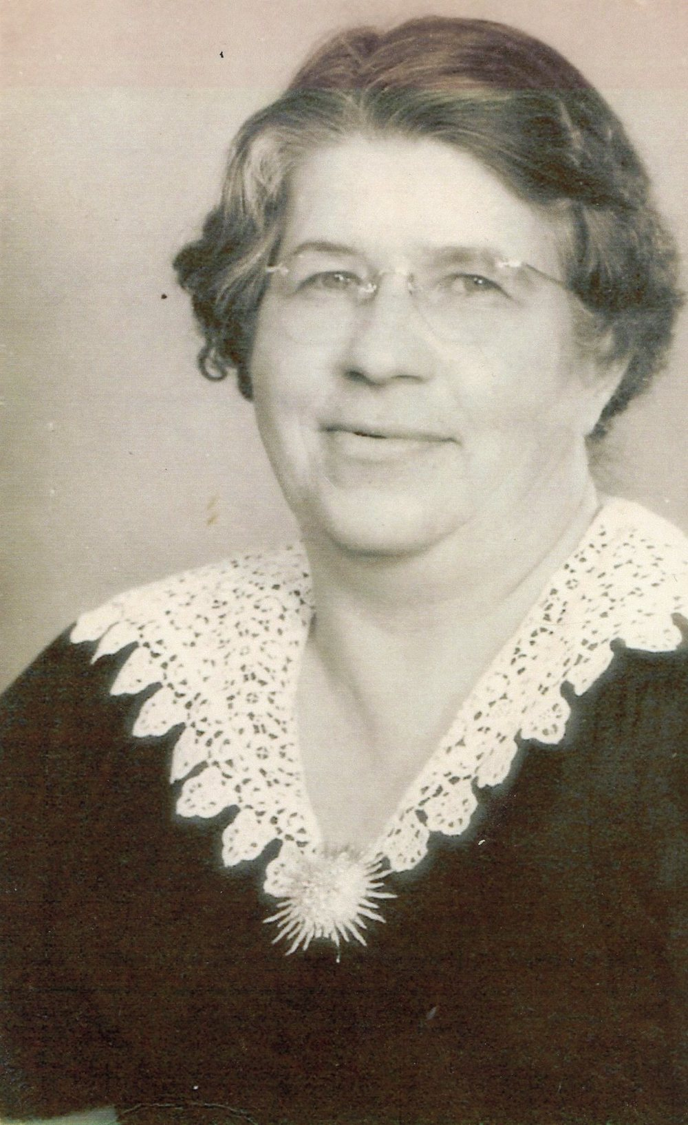 Alice Butts Morgan, Robert's Mother