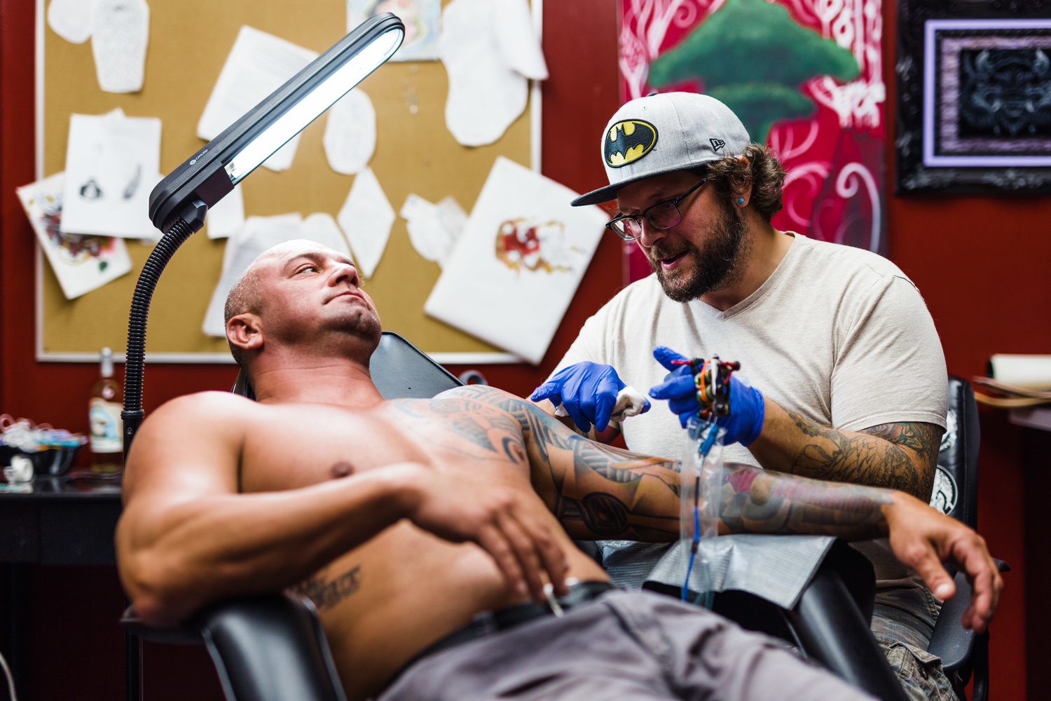 Needle & Ink: The Heathen Ways of Overeducated Tattoo Artists — Bit ...
