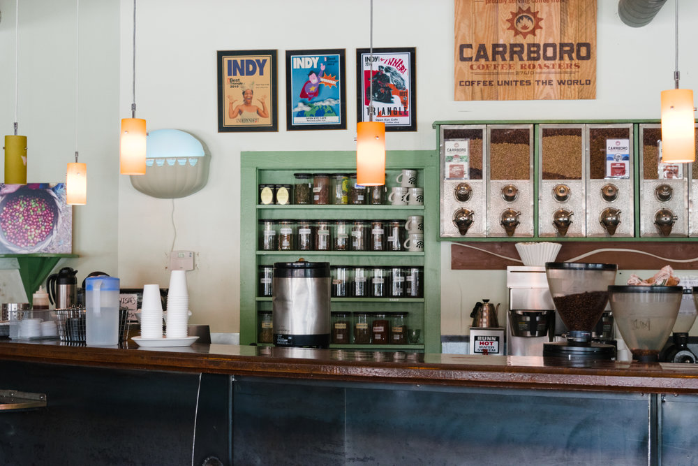 ... At Carrboro Coffee Roasters (who Also Serves Café Driade). You Can Find  Plenty Of Local Treats Here, Including Buttery, Top Of The Line Pastries By  ...