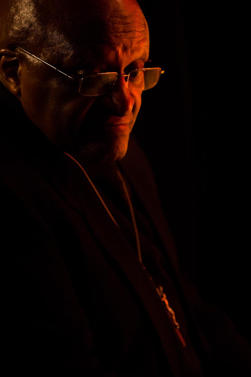 the incredible  archbishop desmond tutu