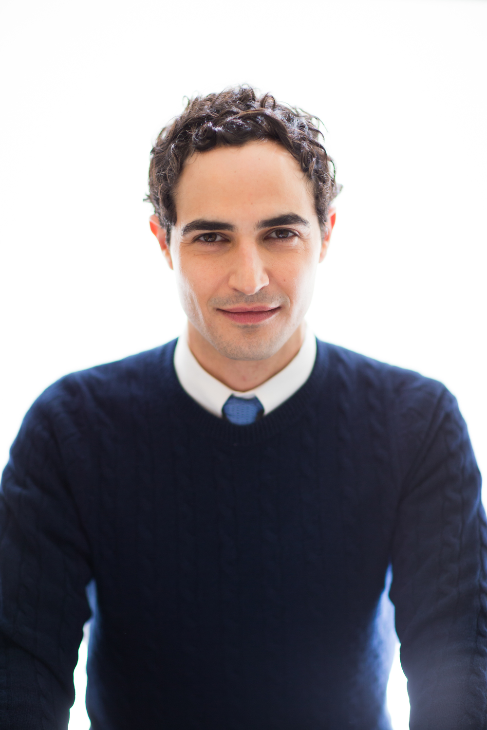 the extremely talented zac posen