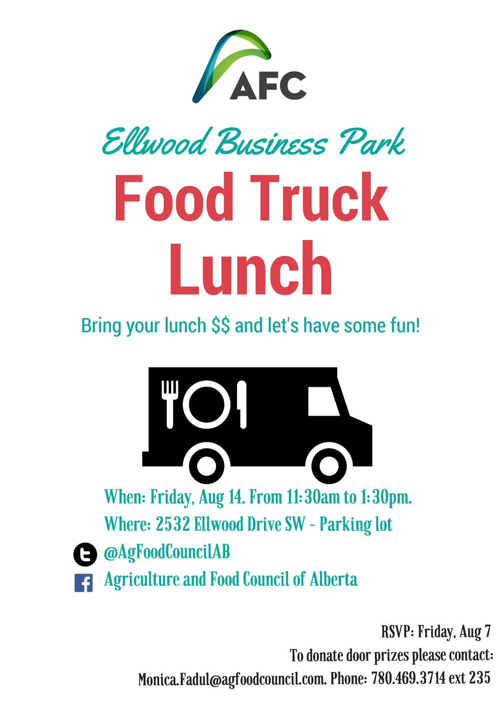 Ellwood Food Truck Lunch