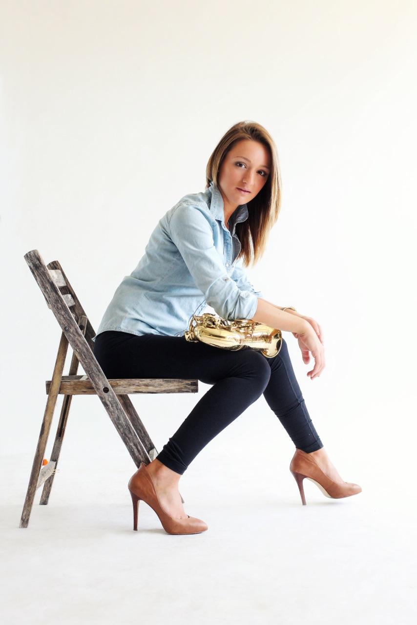 Selmer alto saxophone Mandy Faddis