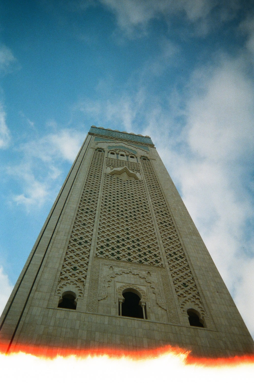 Casablanca, end of the roll