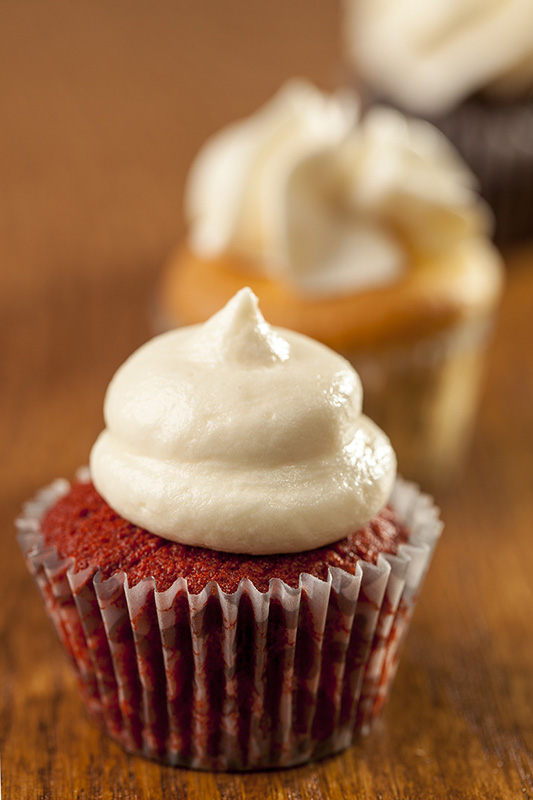 Food Photography - Cupcakes