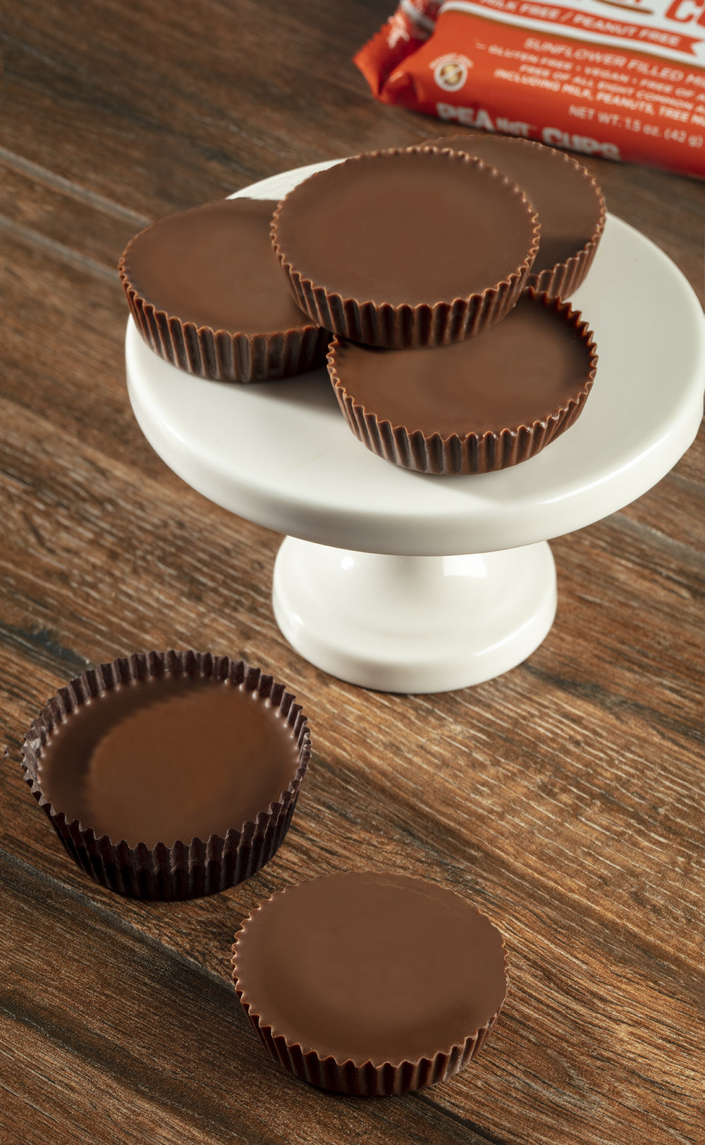 Food Photography - Peanut Butter Cups