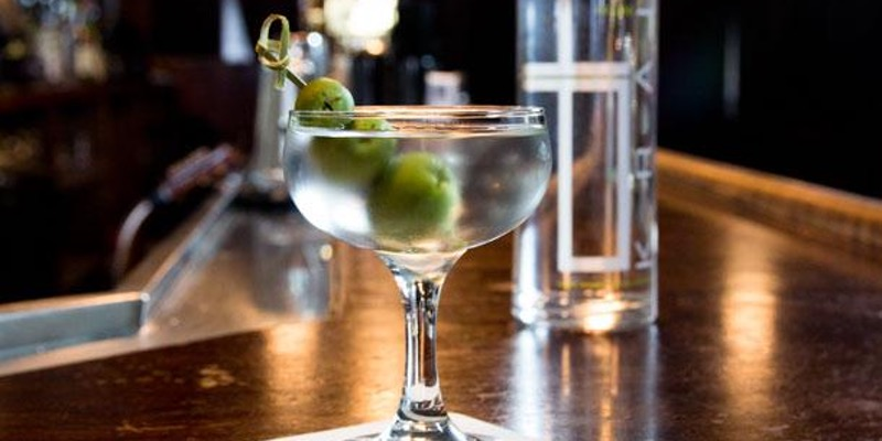 Build a Martini Workshop at Griffin Cider House - February 22nd