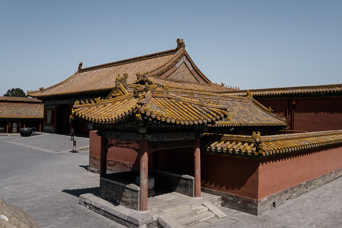 FORBIDDEN CITY BEIJING