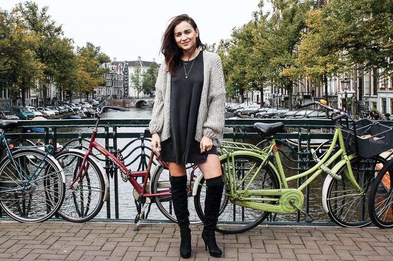 AMSTERDAM CANALS COORDINATES OF HER
