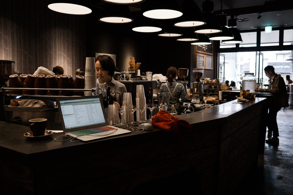 NOSY COFFEE TOKYO, JAPAN