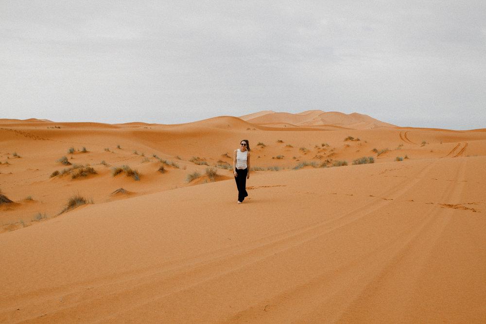 AIRBNB SAHARA DESSERT