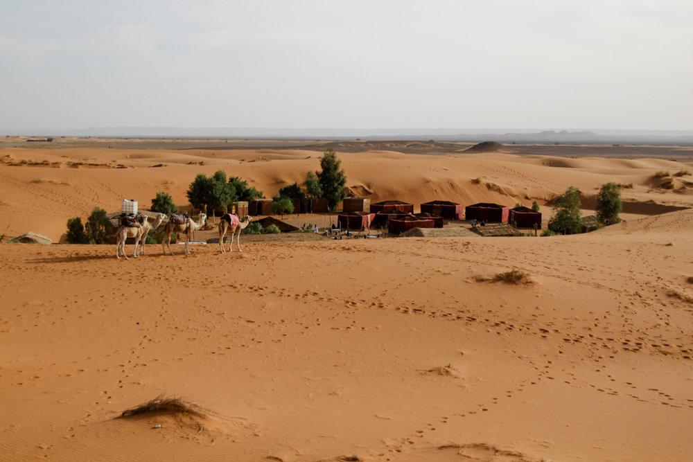 AIRBNB SAHARA