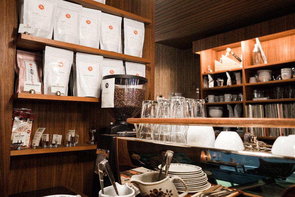 TOKYO COFFEE JAPAN