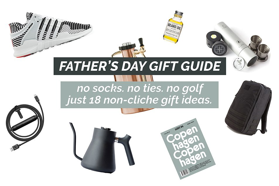 FATHERS DAY GIFT GUIDE FOR MEN