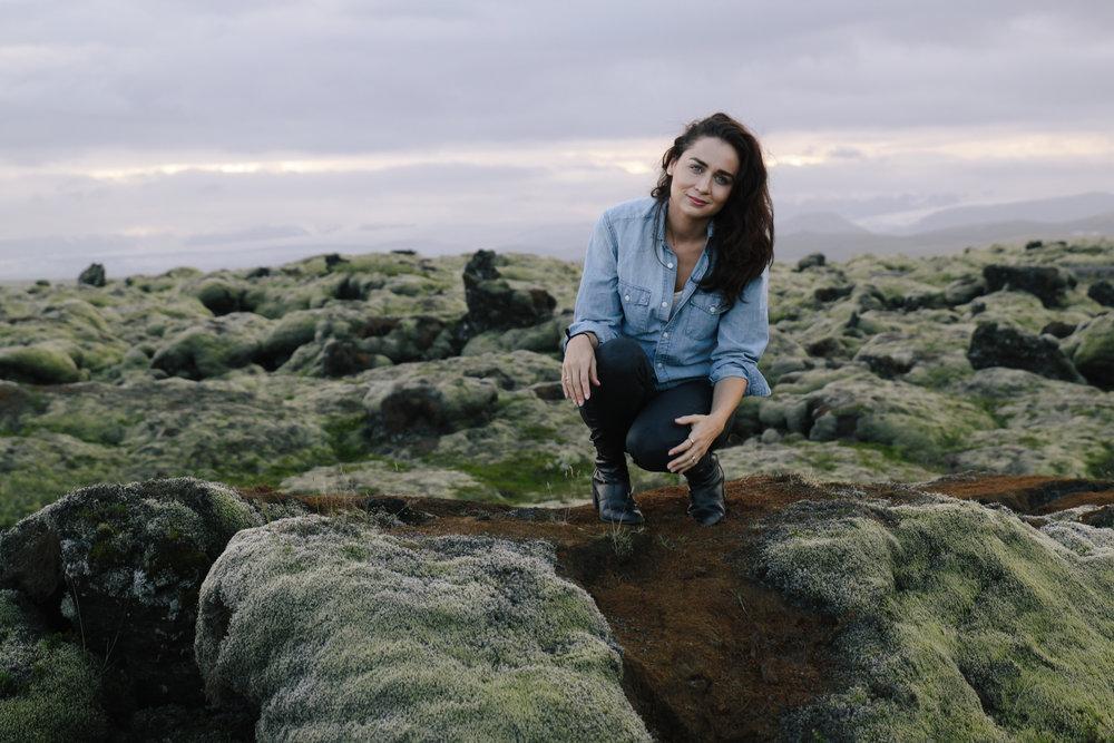 ICELAND LAVA ROCKS