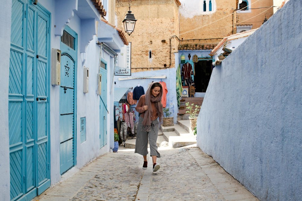 CHEFCHAOUEN MOROCCO