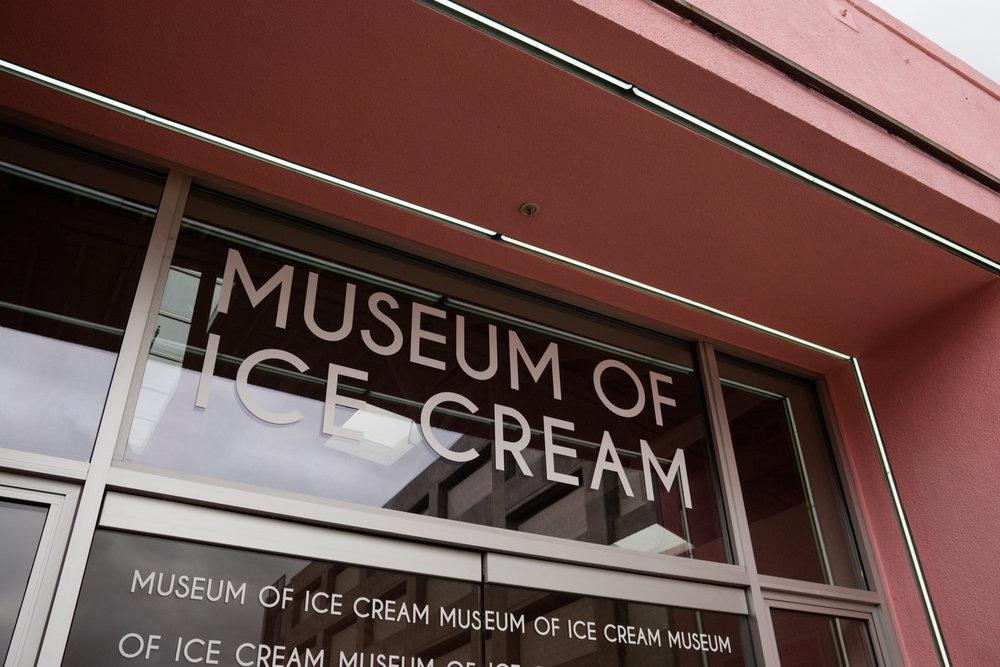ICE CREAM MUSEUM LOS ANGELES