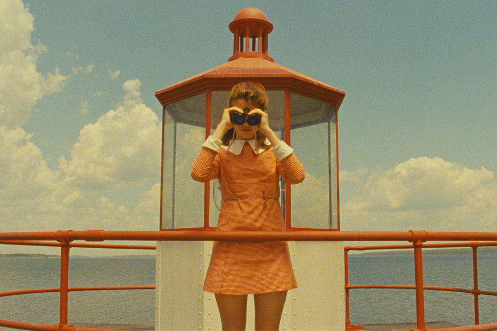 MOONRISE KINGDOM - NEW ENGLAND
