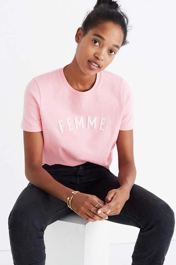 PINK FEMME