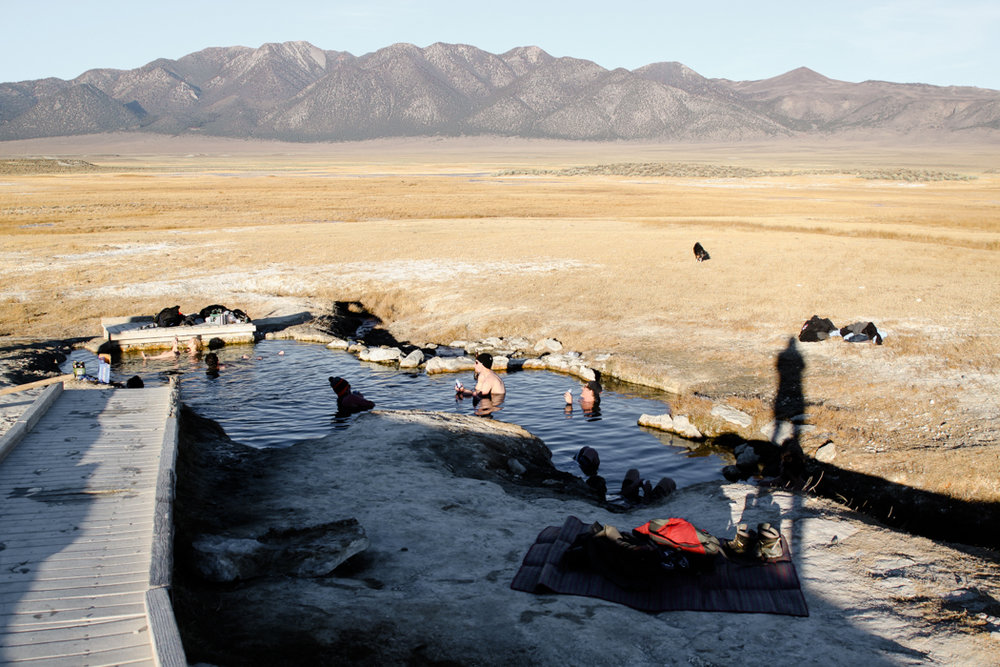 mammoth lakes california hot springs wild willy's