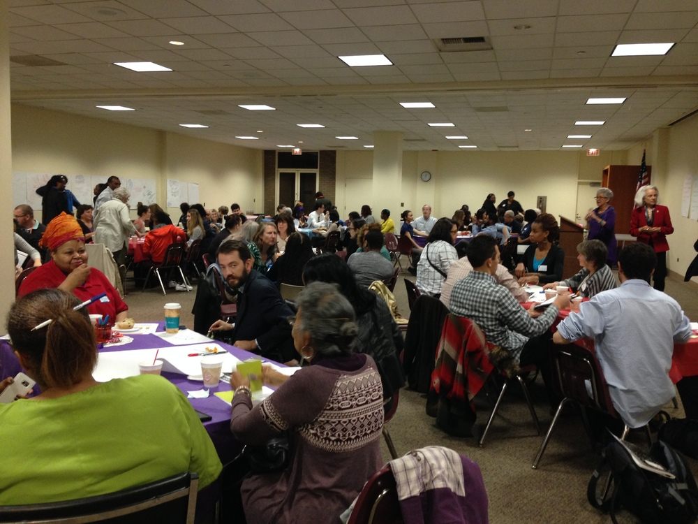 RJI visited the Citywide Restorative Justice Committee meeting in Chicago, November 2015