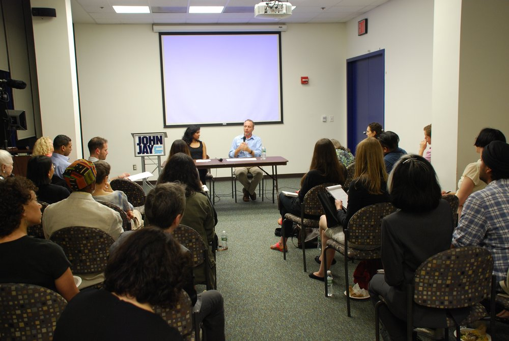 The Meaning of Accountability in Restorative Justice Event, October 2016
