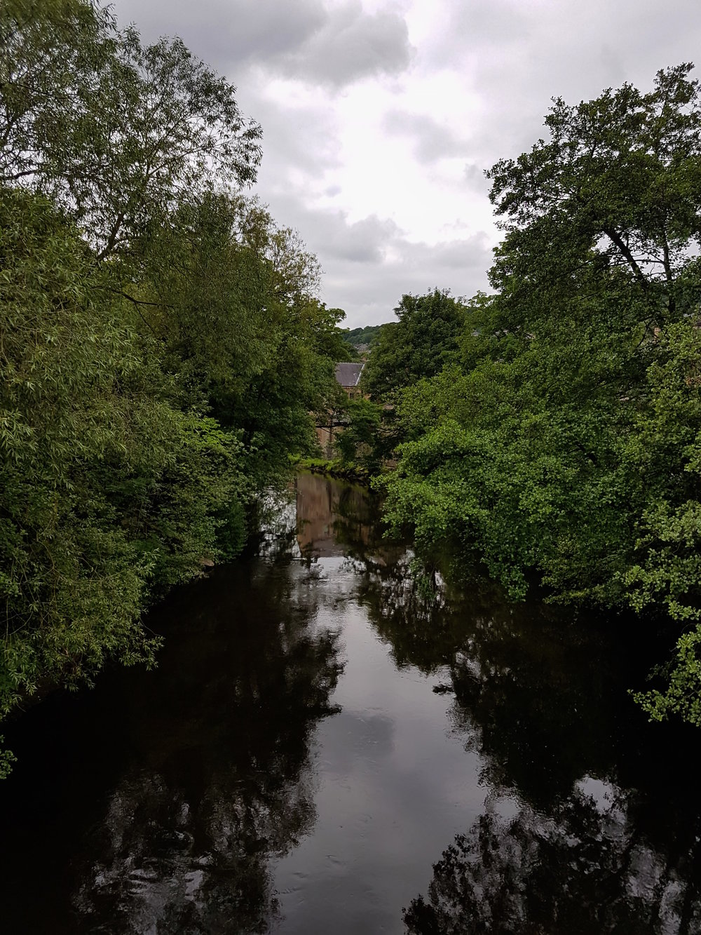 River Derwent in Matlock