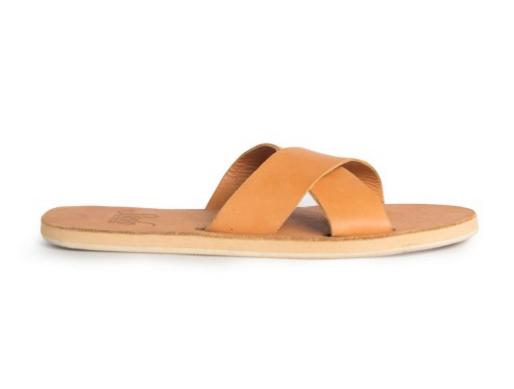 Sseko slide sandal