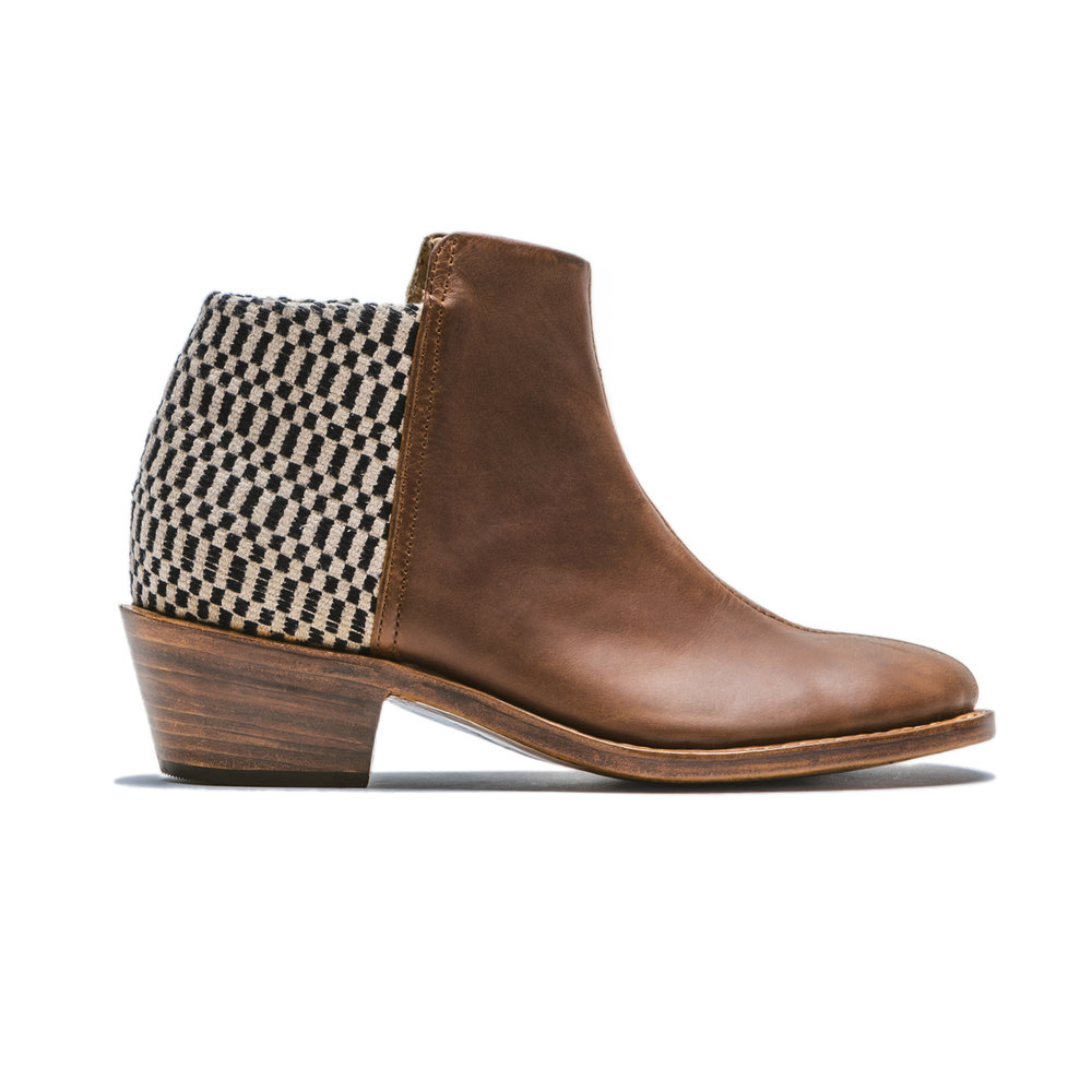 These booties from The Root Collective are in the mail as I type, I can't wait to wear them!