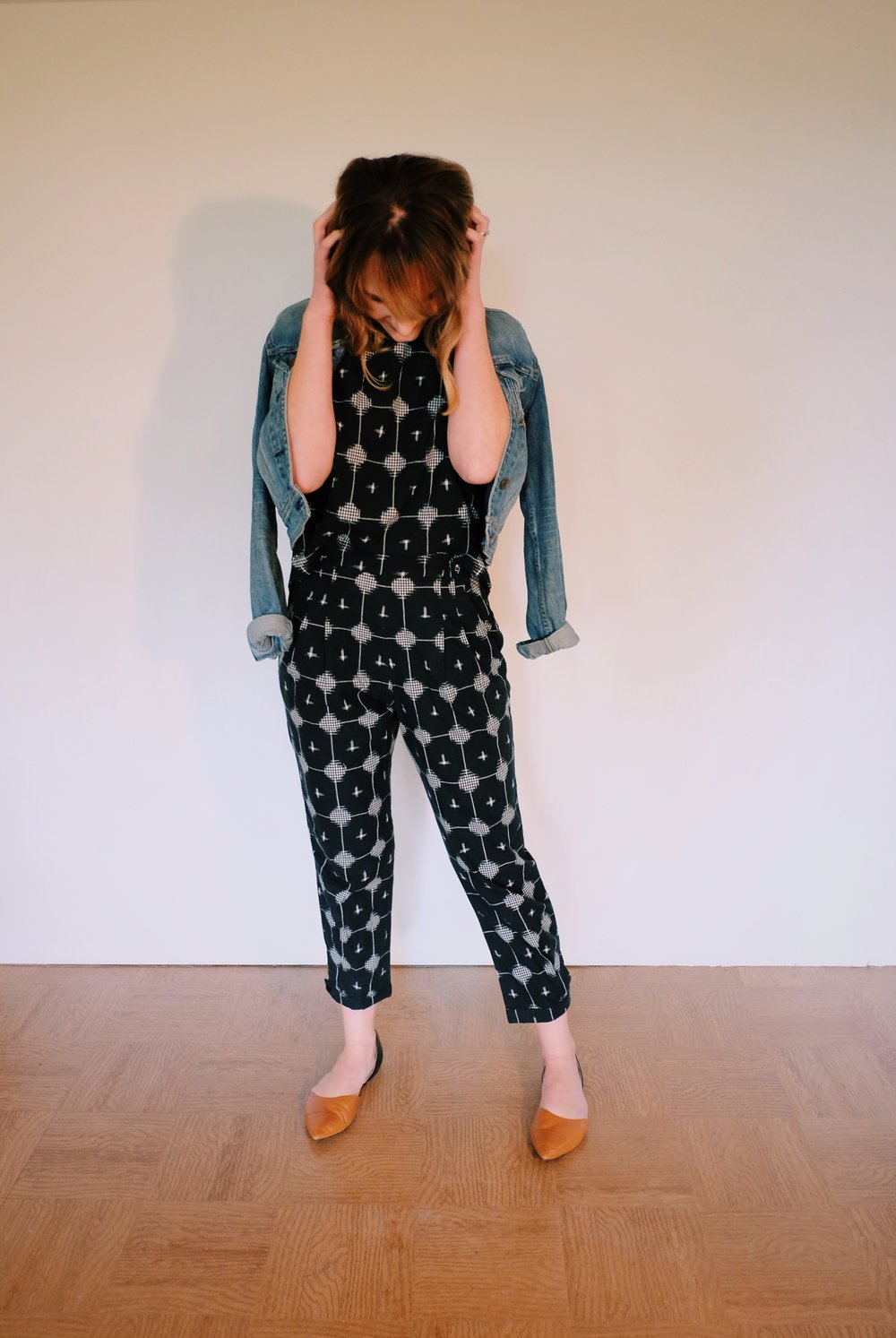 Matter Romper on Selflessly Styled