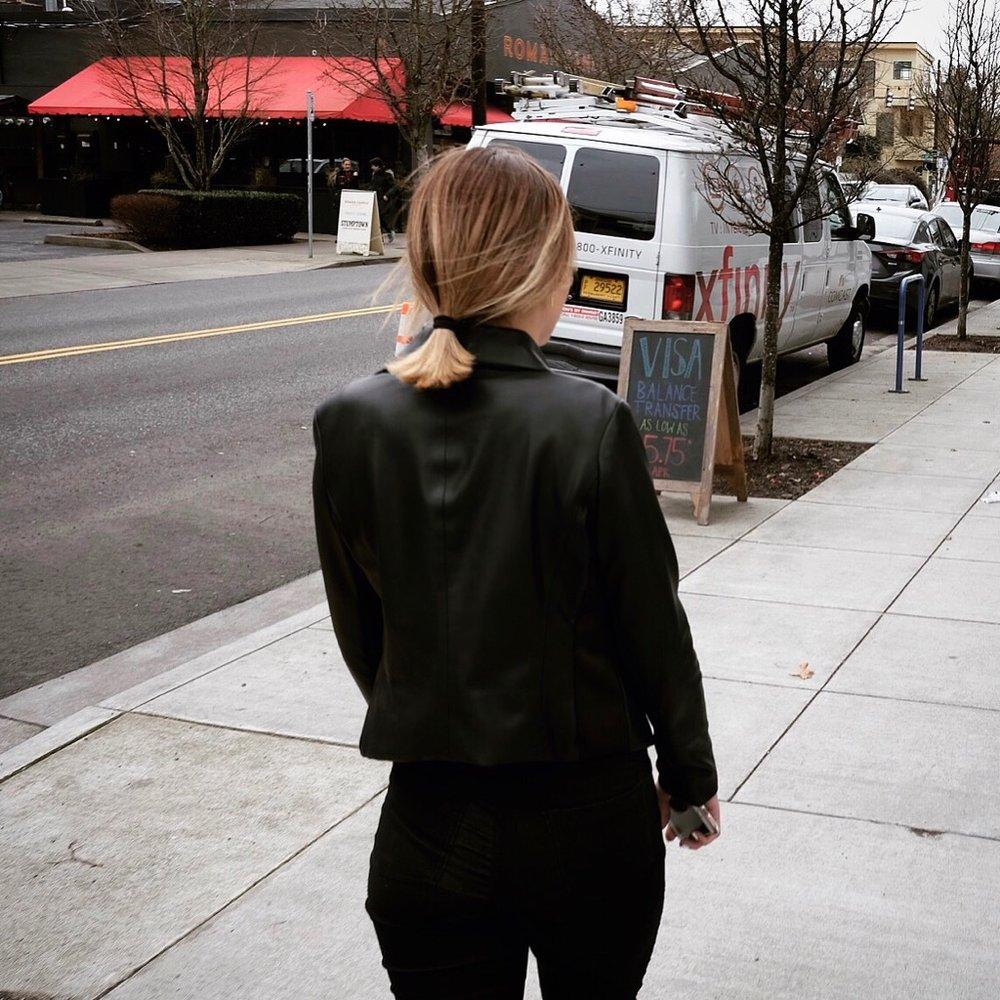 street style versatile jacket